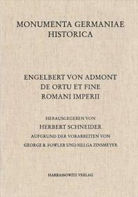 Engelbert von Admont, De ortu et fine Romani imperii