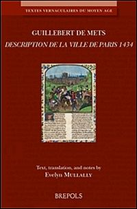 Description de la ville de Paris 1434