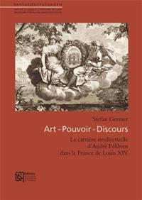 Art - Pouvoir - Discours