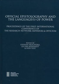 Official Epistolography and the Language(s) of Power