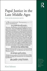 Papal Justice in the Late Middle Ages