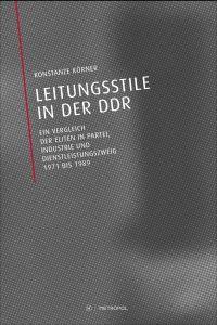 Leitungsstile in der DDR
