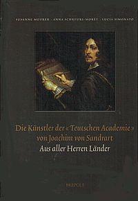 Die K�nstler der Teutschen Academie von Joachim von Sandrart