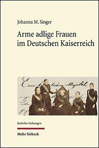 Arme adelige Frauen im Deutschen Kaiserreich