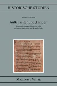 """Au�enseiter und """"Insider"""""""