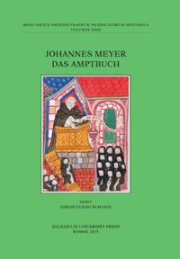 Johannes Meyer. Das Amptbuch