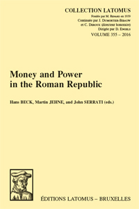 Money and Power in the Roman Republic
