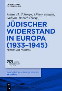 Jüdischer Widerstand in Europa (1933-1945)