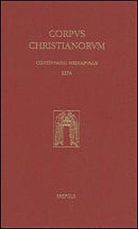 Opera omnia II, 2: Scripta contra Simoniam et Proprietarios