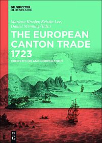 The European Canton Trade 1723