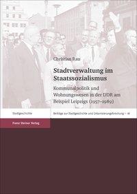 Stadtverwaltung im Staatssozialismus