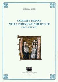 Uomini e donne nella direzione spirituale (secc. XIII-XVI)