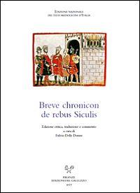 Breve chronicon de rebus Siculis