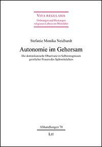 Autonomie im Gehorsam