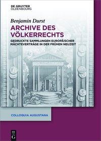 Archive des Völkerrechts