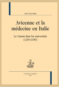 Avicenne et la médecine en Italie