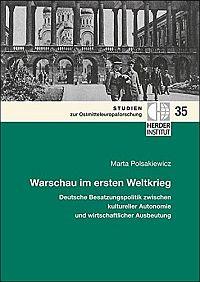 Warschau im Ersten Weltkrieg