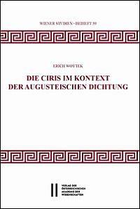 Die Ciris im Kontext der augusteischen Dichtung