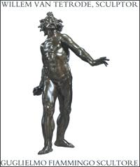 Willem van Tetrode, sculptor (c. 1525-1580) - Guglielmo Fiammingo scultore