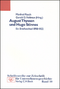 August Thyssen und Hugo Stinnes