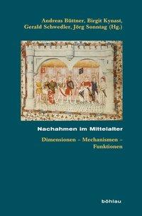 Nachahmen im Mittelalter