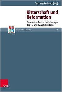 Ritterschaft und Reformation