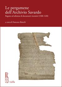 Le pergamene dell'Archivio Savardo