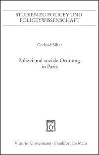 Polizei und soziale Ordnung in Paris