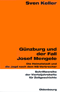 Gnzburg und der Fall Josef Mengele