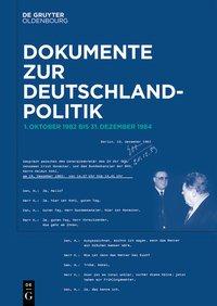 Dokumente zur Deutschlandpolitik. VII. Reihe