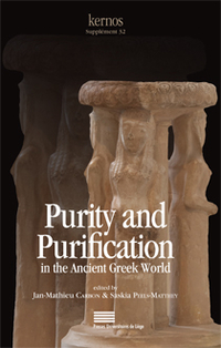 Purity and Purification in the Ancient Greek World