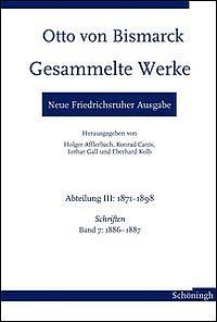 Schriften 1886-1887
