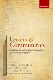 Letters and Communities