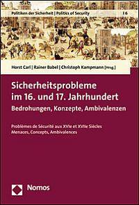 Sicherheitsprobleme im 16. und 17. Jahrhundert