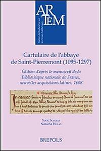Cartulaire de l'abbaye de Saint-Pierremont (1095-1297)