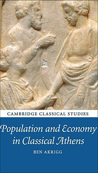 Population and Economy in Classical Athens