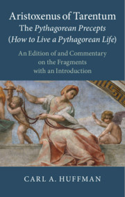 Aristoxenus of Tarentum: the Pythagorean Precepts (How to Live a Pythagoroan Life)
