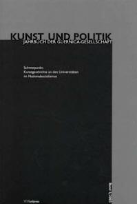 Kunstgeschichte an den Universitäten im Nationalsozialismus