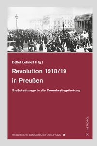 Revolution 1918/19 in Preußen