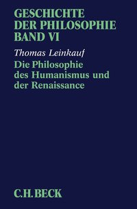 Die Philosophie des Humanismus und der Renaissance