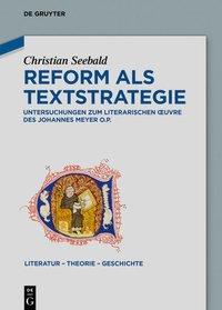 Reform als Textstrategie