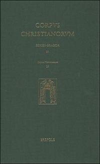 Basilius Minimus. In Gregorii Nazianzeni orationes IV et V commentarii