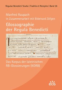 Glossographie der Regula Benedicti