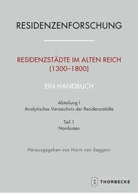 Residenzstädte im Alten Reich (1300-1800)