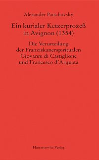 Ein kurialer Ketzerproze� in Avignon (1354)