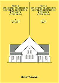 Recueil des chartes et  documents de l'abbaye cistercienne d'Auberive au XIIe siècle