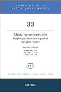 L'historiographie romaine