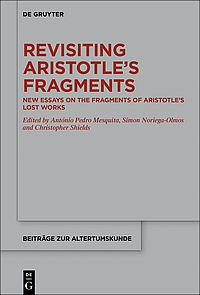 Revisiting Aristotle's Fragments