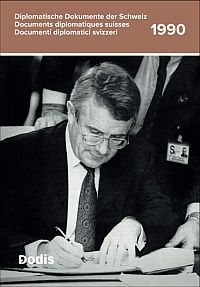 Diplomatische Dokumente der Schweiz. Documents diplomatiques suisses. Documenti diplomatici svizzeri. Band - Volume 1990