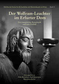 Der Wolfram-Leuchter im Erfurter Dom